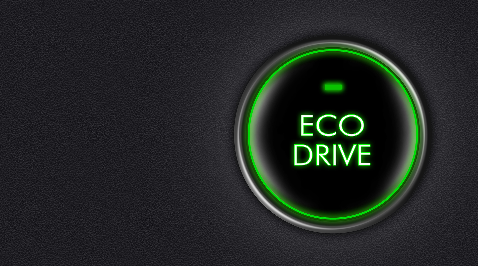 eco drive button